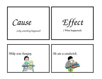 Cause and effect essays on education